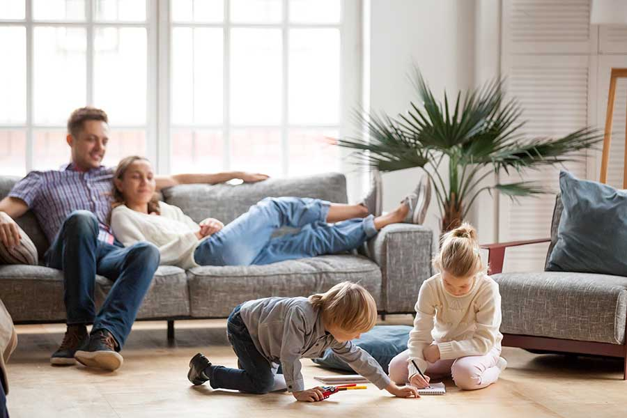An AC system installation is an investment in your family's comfort for years to come.